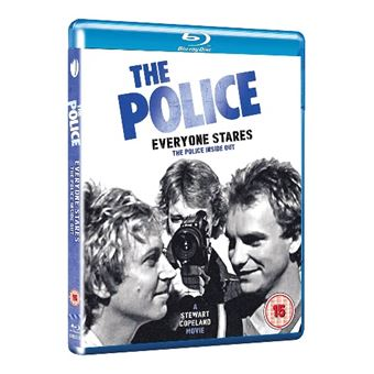 Everyone Stares - The Police Inside Out - Blu-Ray