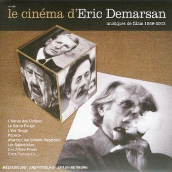 Le Cinéma d'Eric Demarsan