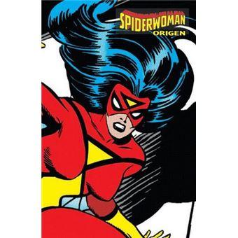 Marvel Limited Edition. Spiderwoman: Origen