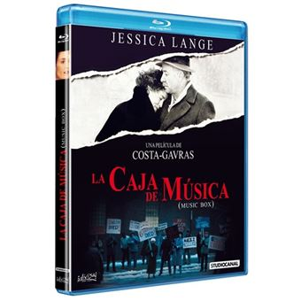 La caja de música - Blu-Ray