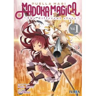Madoka magica. The different story 1