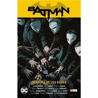 Batman: La noche de los Búhos