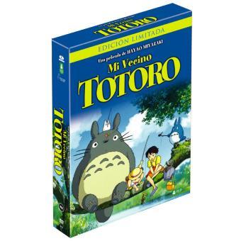 Pack Mi vecino Totoro (Edición limitada coleccionista) - DVD