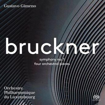 Bruckner - Symphony No. 1 four Orchestral Piece