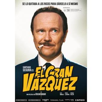 El gran Vázquez - DVD