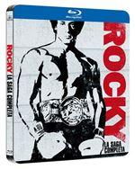 Pack Rocky 1-6 La Saga Completa - Steelbook Blu-Ray
