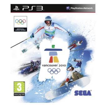 Vancouver Olimpiadas Invierno PS3
