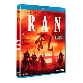 Ran  Ed Remasterizada - Blu-Ray