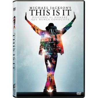 This Is It V.O.S. - DVD