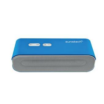 Altavoz Bluetooth Sunstech SPUBT770 Azul