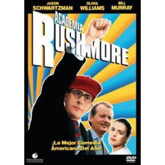 Academia Rushmore - DVD