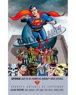 Grandes autores Superman: Alan Moore. ¿Qué sucedió con el Hombre del Mañana? y otras historias