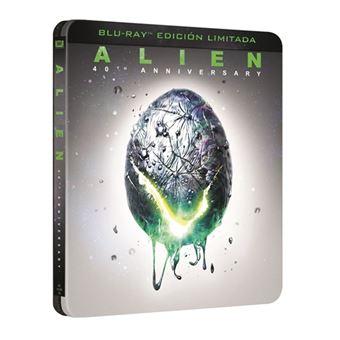Alien, el octavo pasajero - Ed especial 40 aniversario - Steelbook Blu-Ray