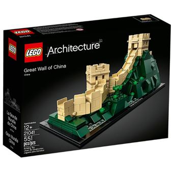 LEGO Architecture 21041 Gran Muralla China