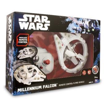 Drone volador Star Wars Halcón Milenario