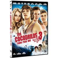 Los cocodrilos 3: Todos para uno - DVD