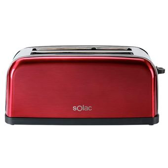 Tostador Solac Stillo Red
