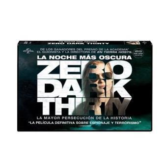 La noche más oscura Zero Dark Thirty - DVD Ed Horizontal