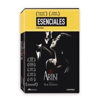 Pack Esenciales: The artist + Blancanieves - DVD
