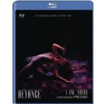 I Am... Yours An Intimate Performance At Wynn Las Vegas (Formato Blu-Ray)