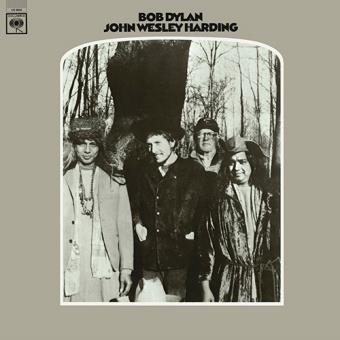 John Wesley Harding - Vinilo