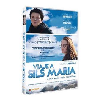 Viaje a Sils Maria - DVD