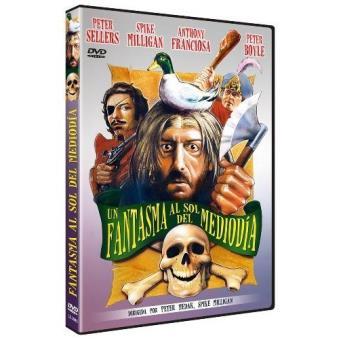 Un Fantasma al Sol del Mediodía - DVD