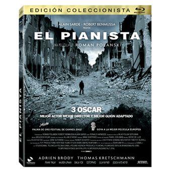 El pianista - Ed coleccionista - Blu-Ray