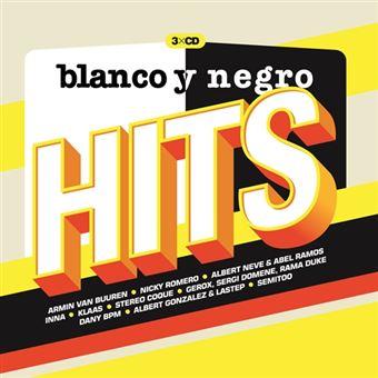 Blanco y Negro hits 2018 -3 Vinilos