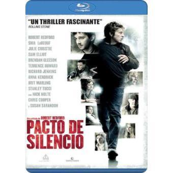 Pacto de silencio - Blu-Ray