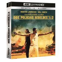 Dos policías rebeldes 1-2  - UHD + Blu-Ray