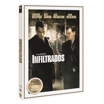 Infiltrados - Colección Oscars - DVD