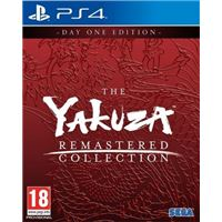 The Yakuza - Ed Remastered - PS4