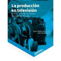 La producción en televisión