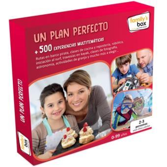 Caja Regalo Kiddy's box - Un Plan Perfecto
