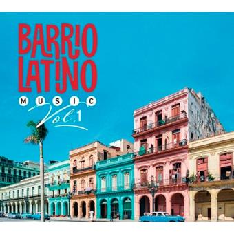 Barrio Latino Music Vol. 1