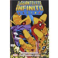 El Guantelete del Infinito 5 Héroes Marvel