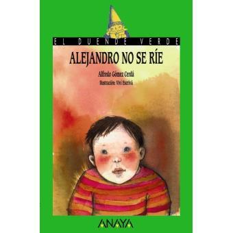 Alejandro no se ríe