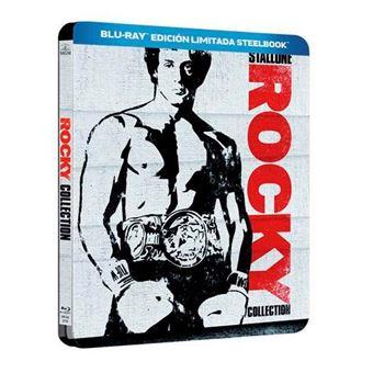 Rocky La saga completa - Steelbook Blu-Ray