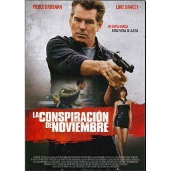 La conspiración de noviembre - DVD