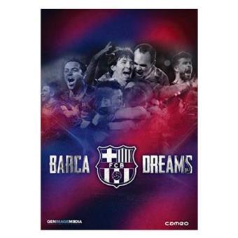 Barça Dreams - DVD