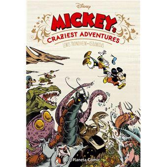 Disney, las locas aventuras de Mickey Mouse