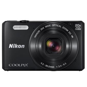 Nikon Coolpix S7000 Black Wifi