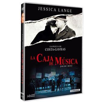 La caja de música - DVD