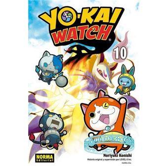 Yo kai watch 10