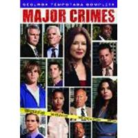 Major Crimes  Temporada 2 - DVD