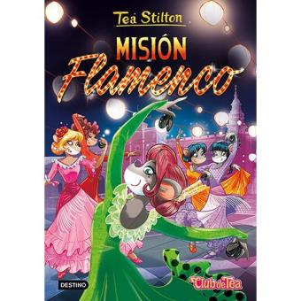 Resultado de imagen de tea stilton libros mision flamenco