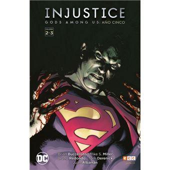 Injustice: Gods among us Año cinco Vol. 02 (de 3)