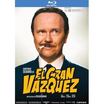 El gran Vázquez - Blu-Ray