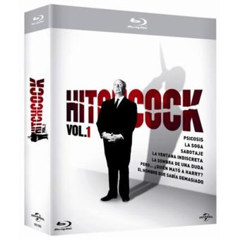 Pack Alfred Hitchcock - Volumen 1 - Blu-Ray